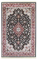 Wiltonmatta - Gårda Oriental Collection Bishapur (svart)