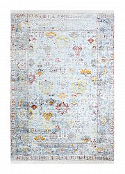 Matta 160 x 230 cm (wilton) - Colourful Frame (multi)