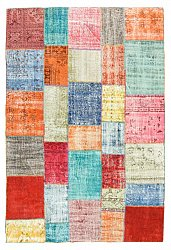 Persisk matta Colored Vintage Patchwork 300 x 200 cm