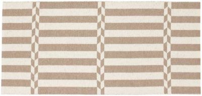 Plastmattor - Horredsmattan Arrow (beige)